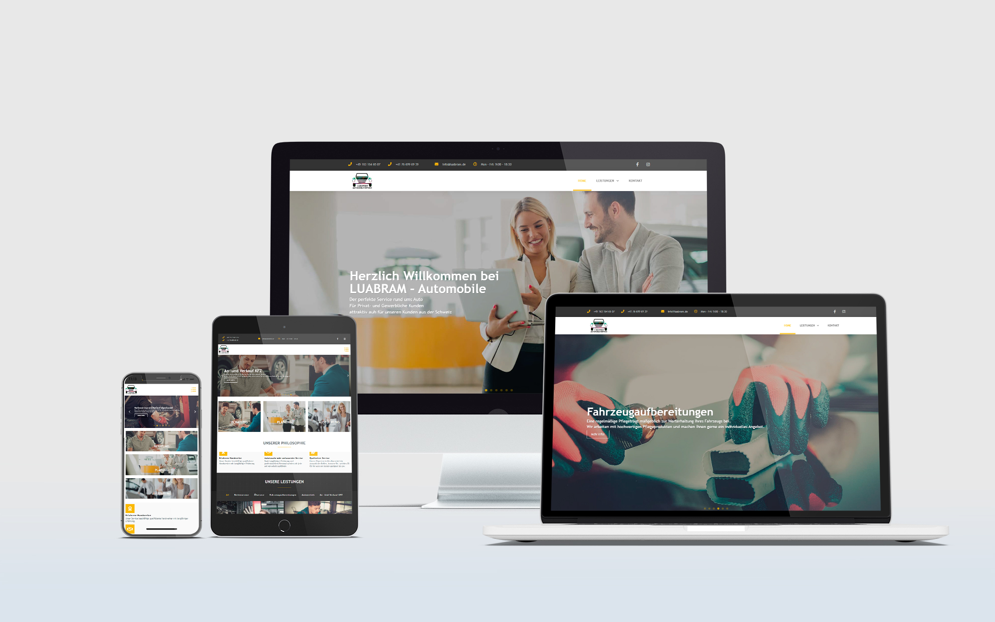Webseitentwicklung